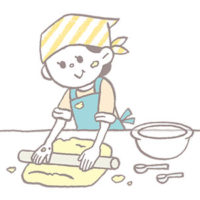 5月 手作りパン