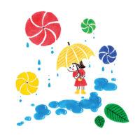 日本列島 梅雨入り