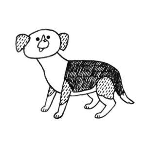 2018年のイヌ