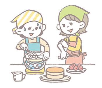 11月 洋菓子