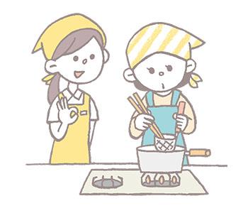 6月 味噌汁